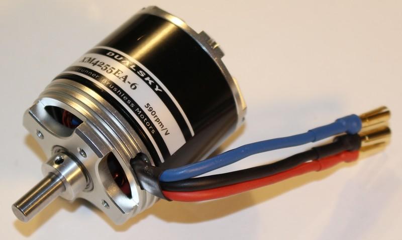Dualsky XM4255